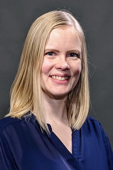Netta Mäkinen, PhD